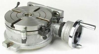 """8"""" PRECISION HORIZONTAL AND VERTICAL ROTARY TABLE   NEW    02/27/12"""