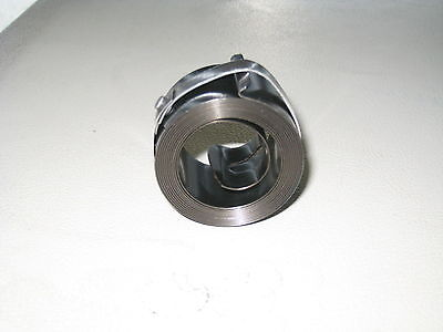 Milling Machine Part- Clock (Quill) Spring 25mm wide R-8