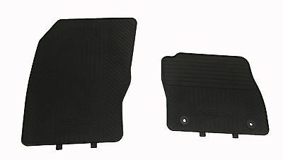 Genuine FORD FOCUS 2011-2014 MK3 Rubber floor mats Front & Rear set of 4