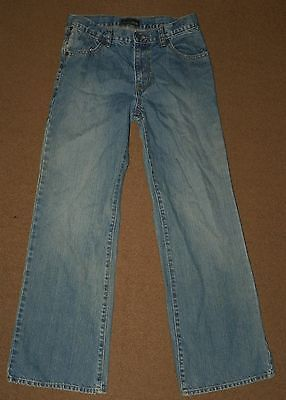 Boys Girls OLD NAVY Blue JEANS Size 14 Boot Cut