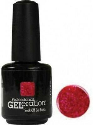 Jessica Geleration Soak-off Gel Nail Polish Aphrodisiac #968 0.5oz