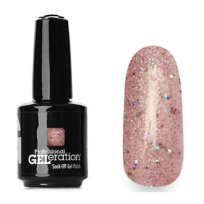 Jessica Geleration Soak-off Gel Nail Polish Fairy Tale #961 0.5oz