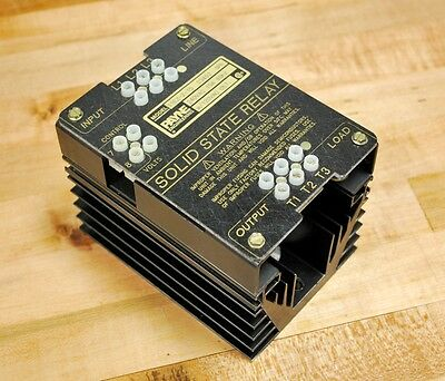 Payne Engineering 11EZ215, Solid State Relay, 240Vac 15A - NEW