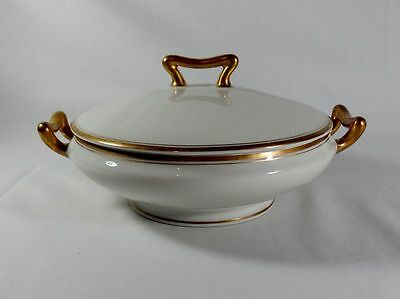 Limoges BWD134 Covered Round Vegetable Bowl