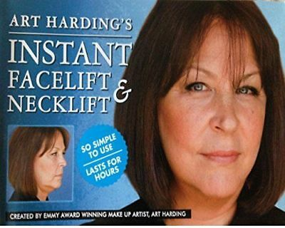 Anti Ageing Anti Wrinkle Instant Facelift Neck Lift Tapes Kit Art Harding Uk