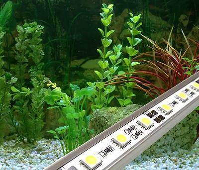 Led Strip / Rigid Bar Warm White Aquarium Lights Set Fish Tank Fully Submersible