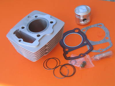 Single Cylinder Top End Rebuild Kit Honda Cb125S Cl125S Sl125 Xl125 Ohc Engine