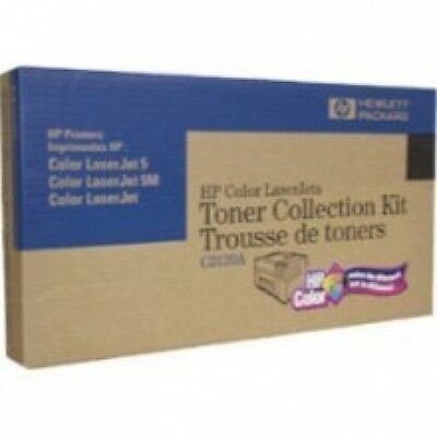 NEW Genuine HP Color LaserJet 5/5M PRINTER TONER COLLECTION KIT C3120A