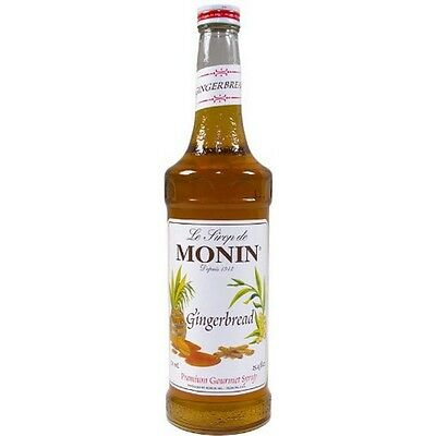 Monin Gingerbread Syrup - Pain d' Epices - Monin Sryup
