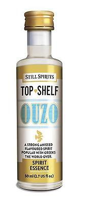 Ouzo - Top Shelf Still Spirits - Still Spirits