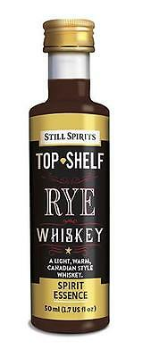 Rye Whisky - Top Shelf Still Spirits - Still Spirits