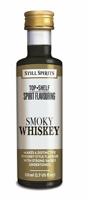 Smokey Malt - Top Shelf Still Spirits - Still Spirits