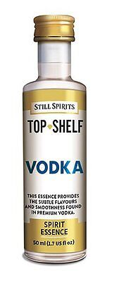 Vodka - Top Shelf Still Spirits - Still Spirits