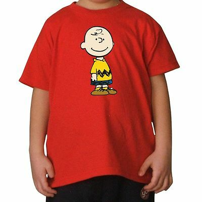 T-SHIRT BAMBINO CHARLIE BROWN 1 serie Peanuts by SHIRTSERVICE