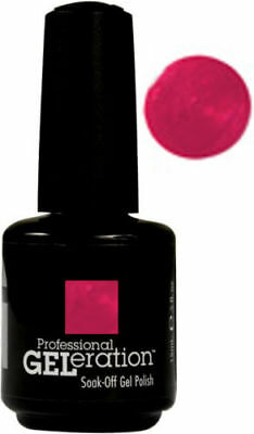 Jessica Geleration Soak-off Gel Nail Polish Strawberry Fields #160 0.5oz