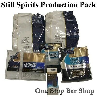 Air still 6kg Production Pack - EZ Triple Distilled - Still Spirits - Still Spir