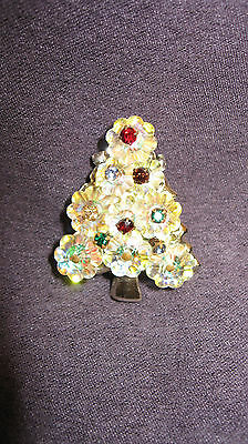 Christmas tree pin brooch C56
