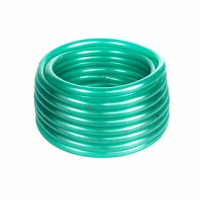 25mm (1 inch) GREEN FLEXIBLE PVC HOSE FISH POND PUMP MARINE FLEXI PIPE CLEAR