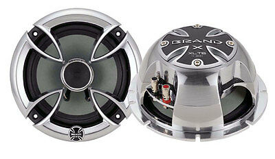 New BrandX XLT6 6.5'' Point Source Two Way Coaxial Speaker System