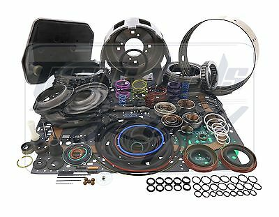 4L60E Transmission Rebuild Kit Shift Kit Heavy Duty Sprag & MONSTER 1993-1996