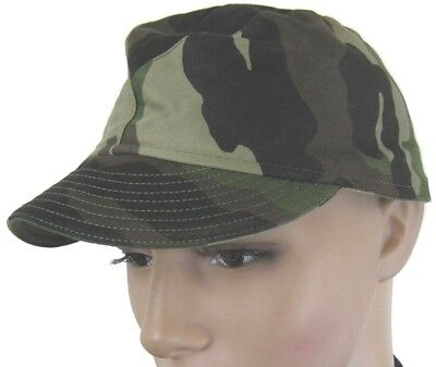 FRENCH ARMY  FIELD HAT in F2 CCE CAMO GENUINE FRANCE MILITARY ISSUE