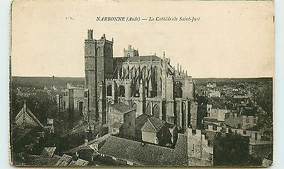 11- NARBONNE- Cathedrale Saint Just