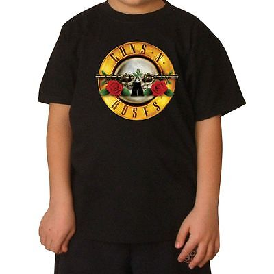 T-SHIRT BAMBINO GUNS N'ROSES 2 by SHIRTSERVICE