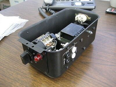 Repair of your Haag Streit Slit Lamp Power Supply, including new transformer