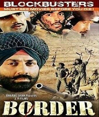 Border - Bollywood Original Dvd
