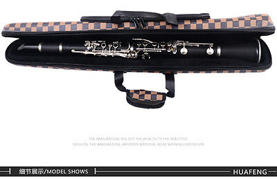 New portable Bb clarinet bags clarinet case Good material