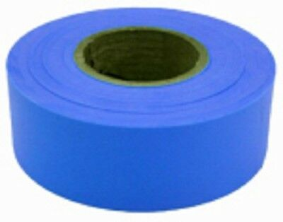 12  ROLLS IRWIN 65903300 ft Blue VINYL FLAGGING TAPE MARKING RIBBON NEW