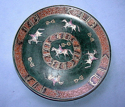 Beautiful Horse Lovers Dream Equestrian Hand Painted Collector Plate