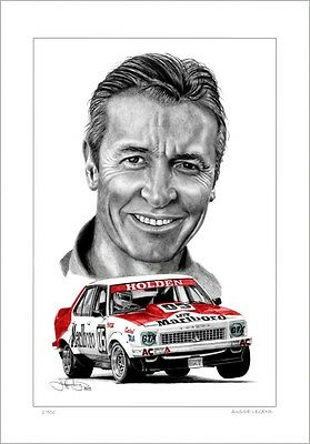 Peter Brock   Bathurst  Legend       Limited Edition