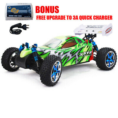 HSP 1/10 RC CAR 2.4Ghz XSTR Brushless 4WD RC Buggy 2s lipo
