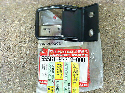 Daihatsu Charade NEW glove box door striker  Part Number 55561-87712-000