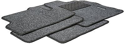 Genuine set of 4 Nissan Qashqai 2007-2014 Tailored Carpet Mats Fronts Rear