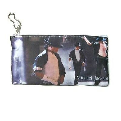 Michael Jackson black or white Style Pencil Case/Mini Coin Purse & wallet