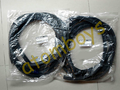 Datsun N/S Bluebird 510 1600 1800 SSS coupe door seal rubber weatherstrip