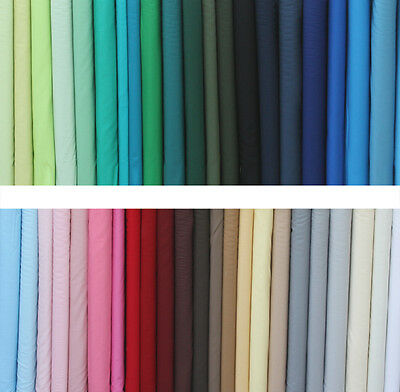 Moda Bella Solids 100% Cotton Fabric Plain Quilting Patchwork Sewing Crafts