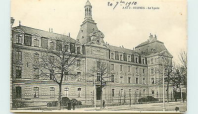35-RENNES-Le lycee