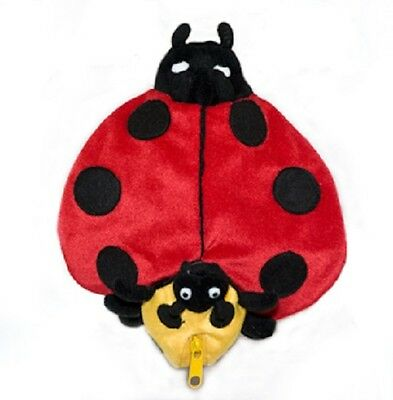 NWT Safe2Go Child Safety Harness Ladybug With Baby Bug