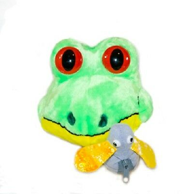 NWT Safe2Go Child Safety Harness Frog With Fly