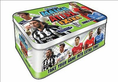 Match Attax Extra Brand New Sealed Tin 2010/11