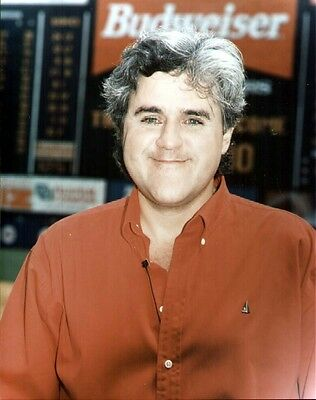 Jay Leno  8 X 10 Color Photograph