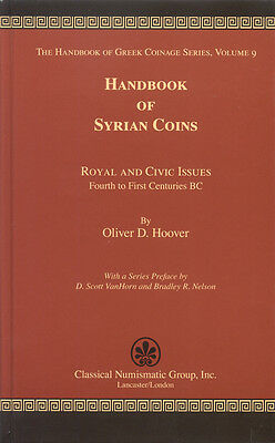 Pfj - Handbook Of Coins Of Northern And Central Anatolia
