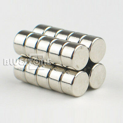 10pcs 5mm x 3mm Disc Disk Rare Earth Neo Neodymium Strong fridge Magnets