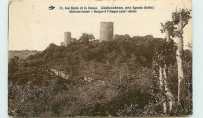 36-CHATEAUBRUN-Chateau feodal
