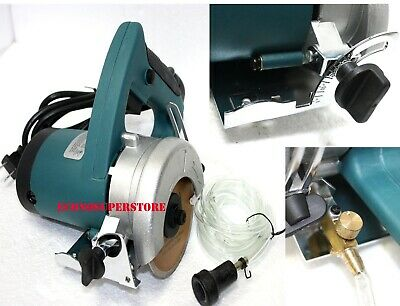 "4-1/2"" WET DRY ELECTRIC MARBLE TILE BRICK CUTTER SAW 1200W w/Water hose"