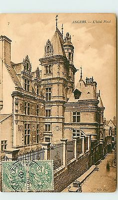 49-ANGERS-L'hotel pince