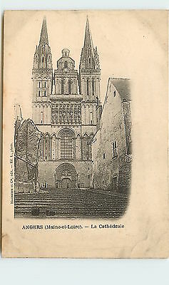 49-ANGERS-La cathedrale